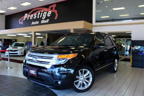 2013 Ford Explorer for sale in Cuyahoga Falls, OH