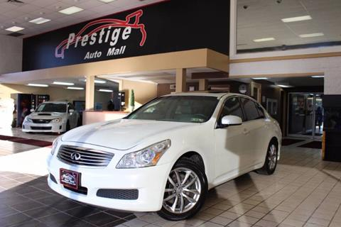 2008 Infiniti G35 for sale in Cuyahoga Falls, OH
