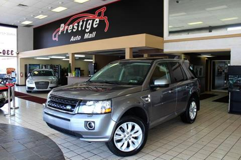 2013 Land Rover LR2 for sale in Cuyahoga Falls, OH