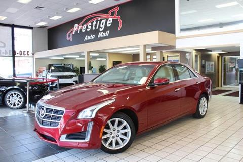 2014 Cadillac CTS for sale in Cuyahoga Falls, OH