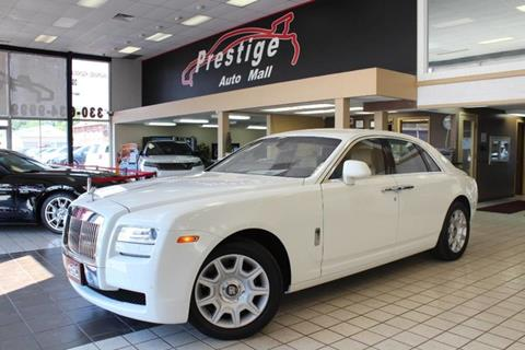 2014 Rolls-Royce Ghost for sale in Cuyahoga Falls, OH