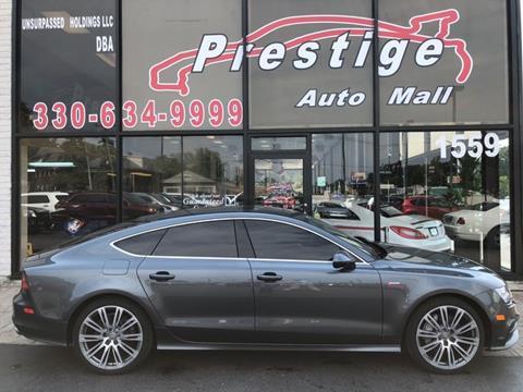 Used Audi A For Sale In Burlington KS Carsforsalecom - Audi a7 for sale