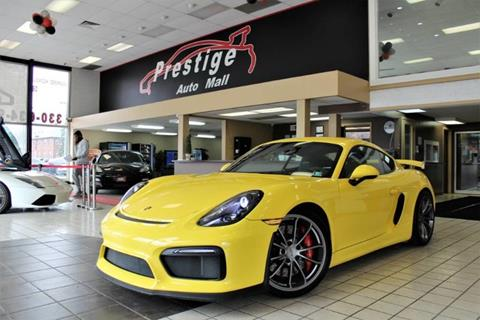 2016 Porsche Cayman for sale in Cuyahoga Falls, OH