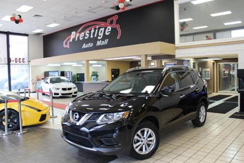 2016 Nissan Rogue for sale in Cuyahoga Falls, OH