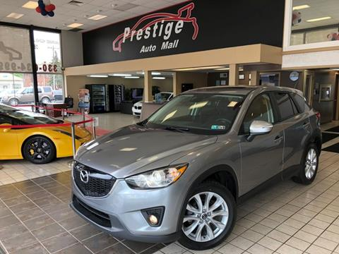 2015 Mazda CX-5 for sale in Cuyahoga Falls, OH