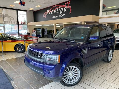 2010 Land Rover Range Rover Sport for sale in Cuyahoga Falls, OH