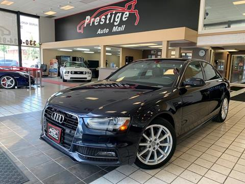 2016 Audi A4 for sale in Cuyahoga Falls, OH