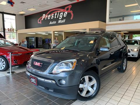 2012 GMC Acadia for sale in Cuyahoga Falls, OH