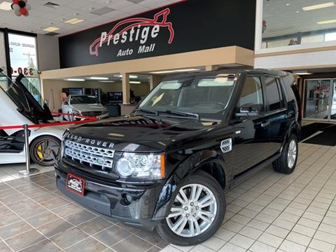 2012 Land Rover LR4 for sale in Cuyahoga Falls, OH