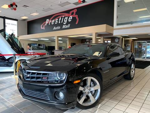 2010 Chevrolet Camaro for sale in Cuyahoga Falls, OH