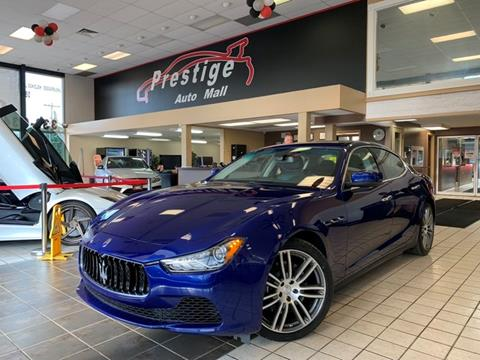 2016 Maserati Ghibli for sale in Cuyahoga Falls, OH