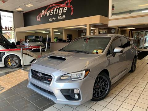 Used Subaru Wrx For Sale >> 2017 Subaru Wrx For Sale In Cuyahoga Falls Oh