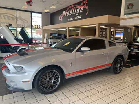 2012 Ford Shelby GT500 for sale in Cuyahoga Falls, OH