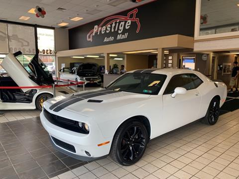 2016 Dodge Challenger for sale in Cuyahoga Falls, OH