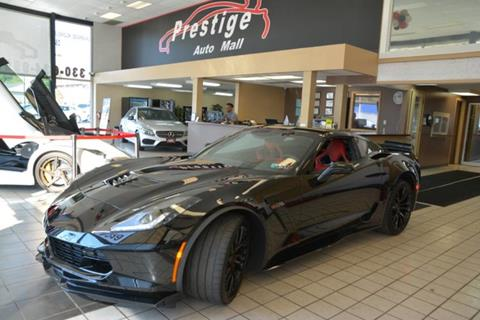 2016 Chevrolet Corvette for sale in Cuyahoga Falls, OH