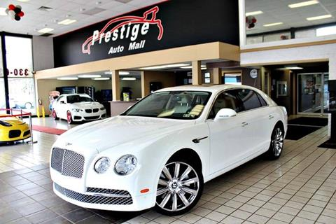 2014 Bentley Flying Spur for sale in Cuyahoga Falls, OH