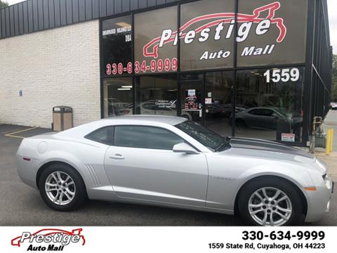 2011 Chevrolet Camaro for sale in Cuyahoga Falls, OH