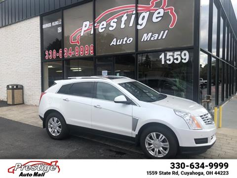 2016 Cadillac SRX for sale in Cuyahoga Falls, OH