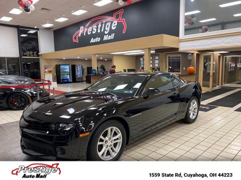 2015 Chevrolet Camaro for sale in Cuyahoga Falls, OH