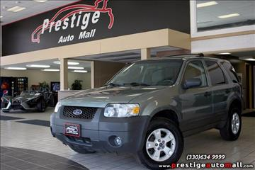 2005 Ford Escape for sale in Cuyahoga Falls, OH