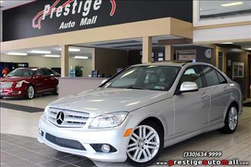 2009 Mercedes-Benz C-Class for sale in Cuyahoga Falls, OH