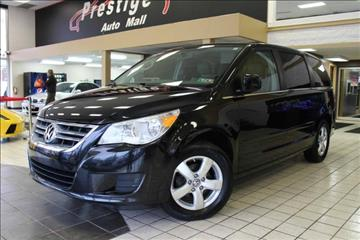 2010 Volkswagen Routan for sale in Cuyahoga Falls, OH