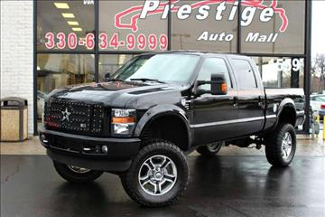 2008 Ford F-250 Super Duty for sale in Cuyahoga Falls, OH