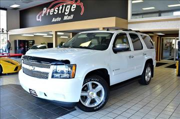 2008 Chevrolet Tahoe for sale in Cuyahoga Falls, OH