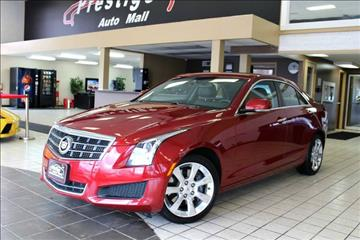 2014 Cadillac ATS for sale in Cuyahoga Falls, OH