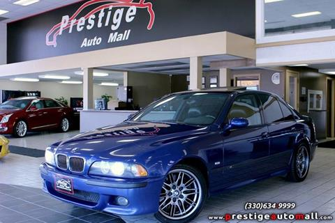 2003 BMW M5 For Sale  Carsforsalecom