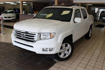 2012 Honda Ridgeline for sale in Cuyahoga Falls, OH