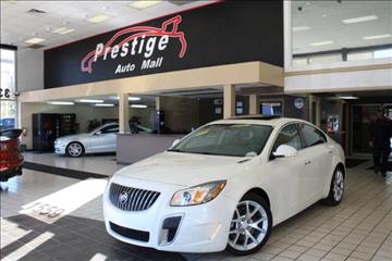 2012 Buick Regal for sale in Cuyahoga Falls, OH