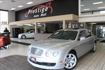 2007 Bentley Continental Flying Spur for sale in Cuyahoga Falls, OH