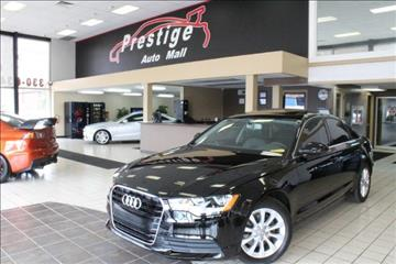 2013 Audi A6 for sale in Cuyahoga Falls, OH