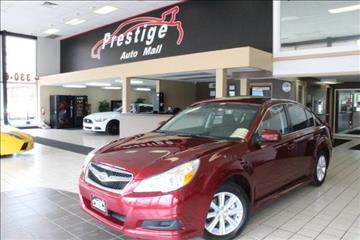 2012 Subaru Legacy for sale in Cuyahoga Falls, OH