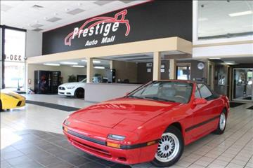 1988 Mazda RX-7 for sale in Cuyahoga Falls, OH