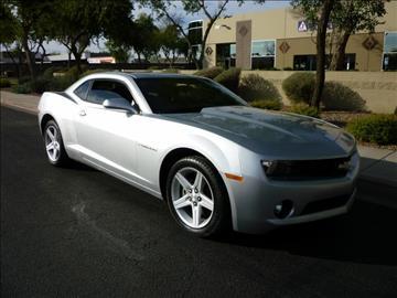 2011 Chevrolet Camaro for sale in Mesa, AZ