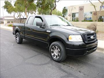 2007 Ford F-150 for sale in Mesa, AZ
