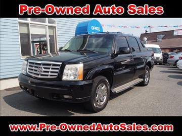 2006 Cadillac Escalade EXT for sale in Salem, MA