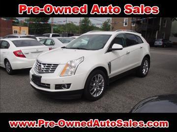 2014 Cadillac SRX for sale in Salem, MA