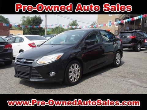 2012 Ford Focus for sale in Salem, MA