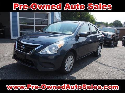 2015 Nissan Versa for sale in Salem, MA