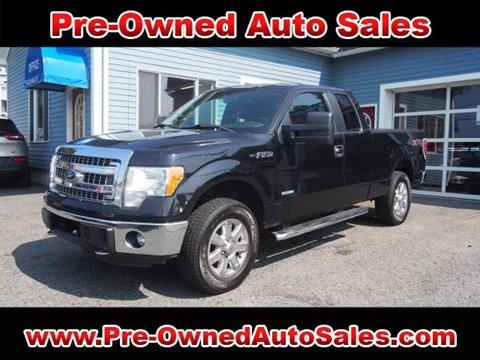 2013 Ford F-150 for sale in Salem, MA