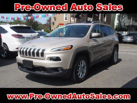 2015 Jeep Cherokee for sale in Salem, MA