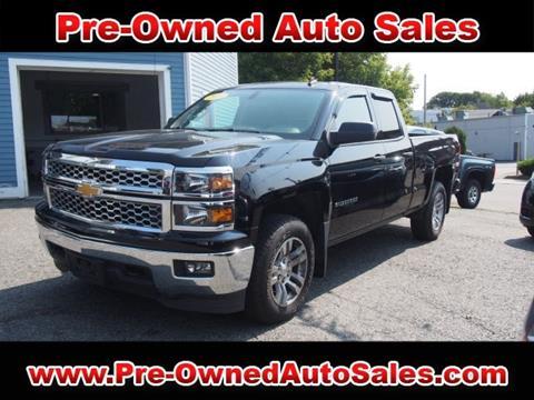 2014 Chevrolet Silverado 1500 for sale in Salem, MA