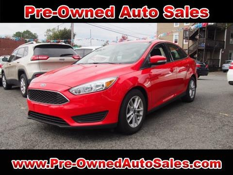 2015 Ford Focus for sale in Salem, MA