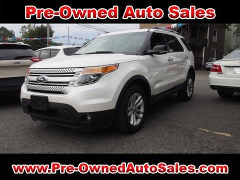 2014 Ford Explorer for sale in Salem, MA