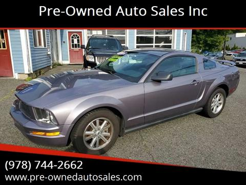 2006 Ford Mustang for sale in Salem, MA