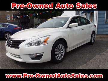 2013 Nissan Altima for sale in Salem, MA