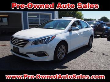 2015 Hyundai Sonata for sale in Salem, MA